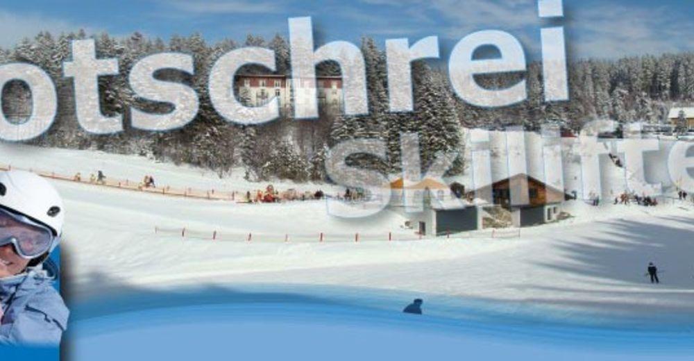 Pistenplan Skigebiet Notschrei Skilifte