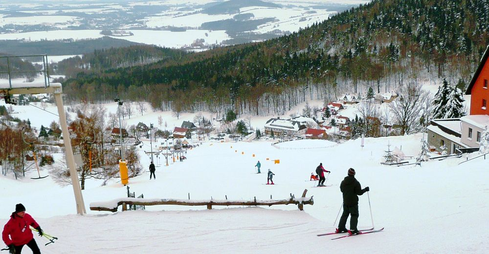 Piste map Ski resort Skilifte Waltersdorf