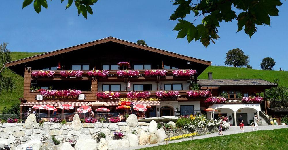 Faszinierende Geheimecken im Hotel Schloss Mittersill