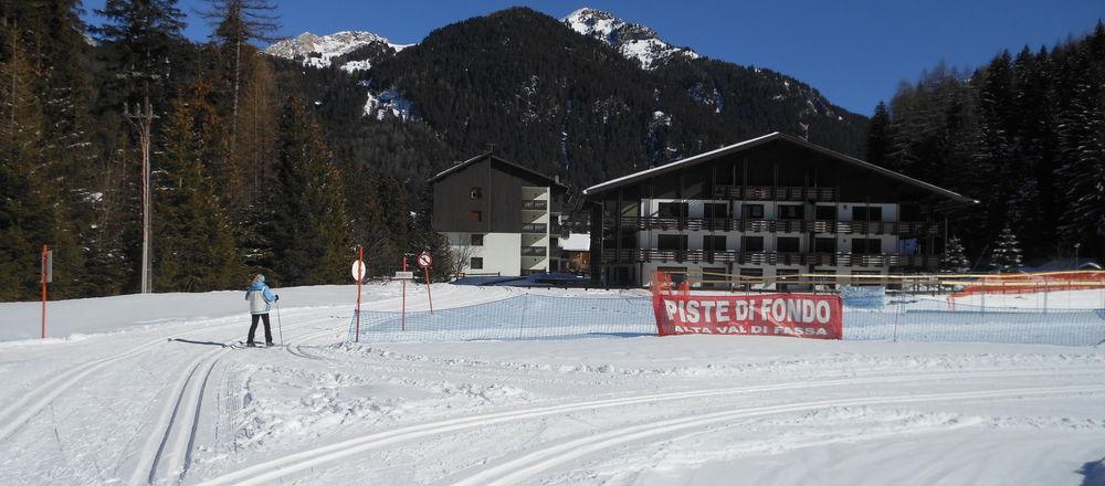 Loipenplan Canazei - Val di Fassa