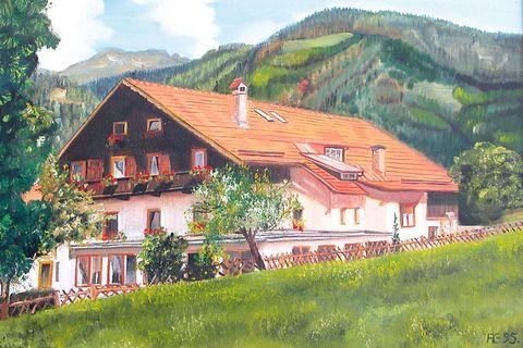 Unterknfte Bergeralm - Steinach am Brenner - BERGFEX
