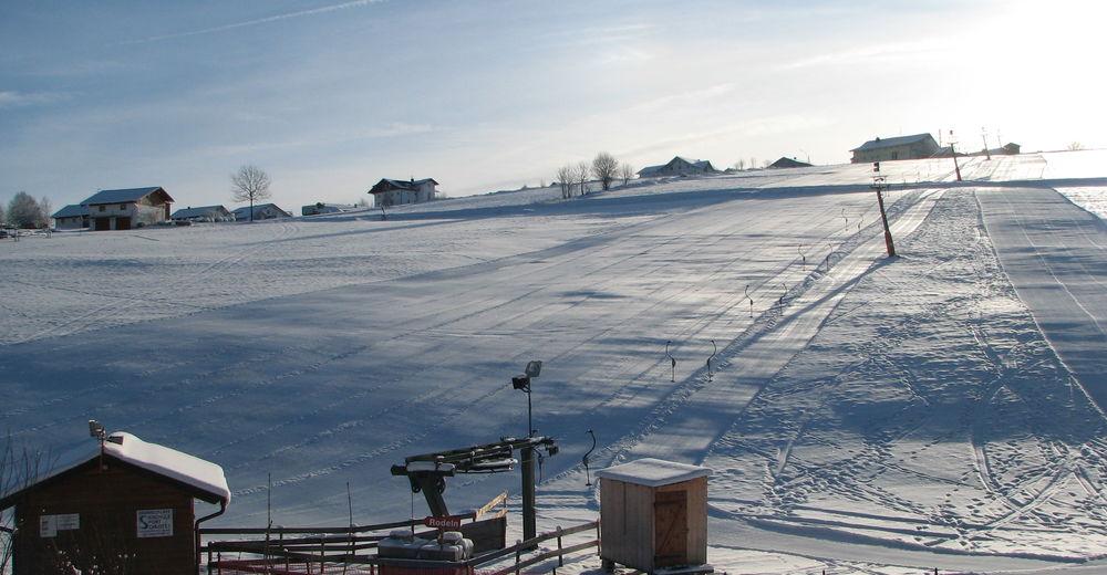 Pistenplan Skigebiet Skilift Herzogsreut - Hinterschmiding