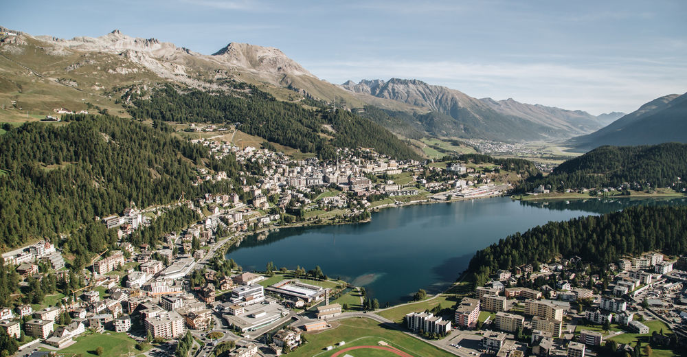 BERGFEX: St. Moritz: Holiday St. Moritz - Travel St. Moritz