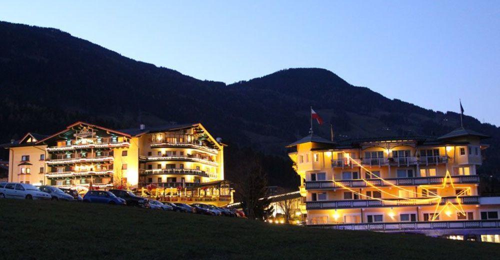 Aktiv- und Wellnesshotel Kohlerhof: hotel Fgen im - bergfex
