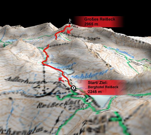 Camping Aanbiedingen en Arrangementen Reieck - bergfex