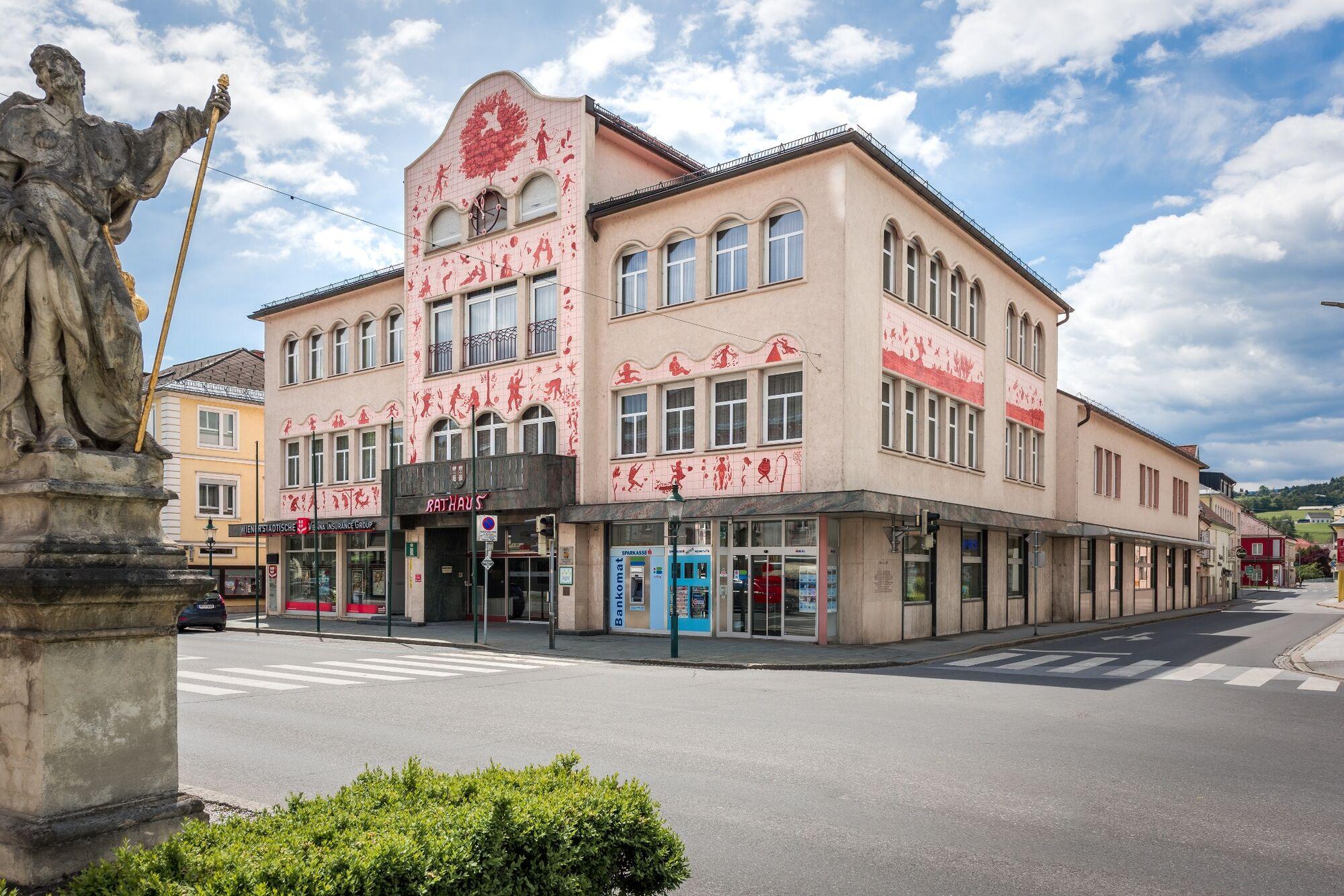 Auf der Sonnenseite der Stadt Voitsberg | Steiermark Urlaub