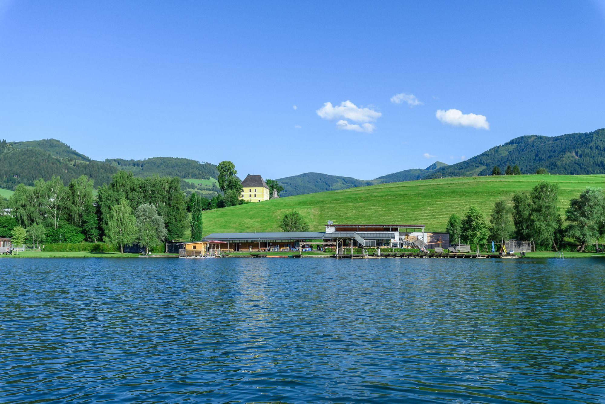 SPAR Landmarkt, 109 Aigen, Aigen im Ennstal, Steiermark