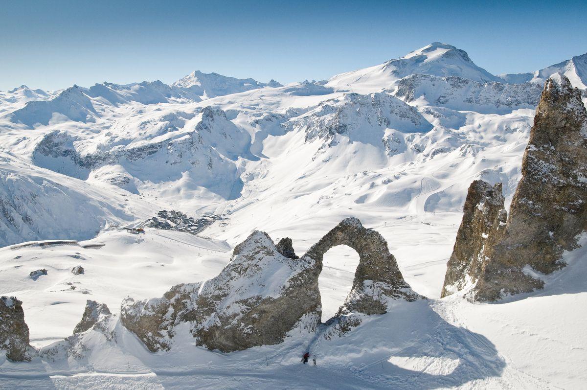 Fotos Tignes - Val d'Isère: Bilder Tignes - Val d'Isère - Motive -  Auvergne-Rhône-Alpes - Frankreich